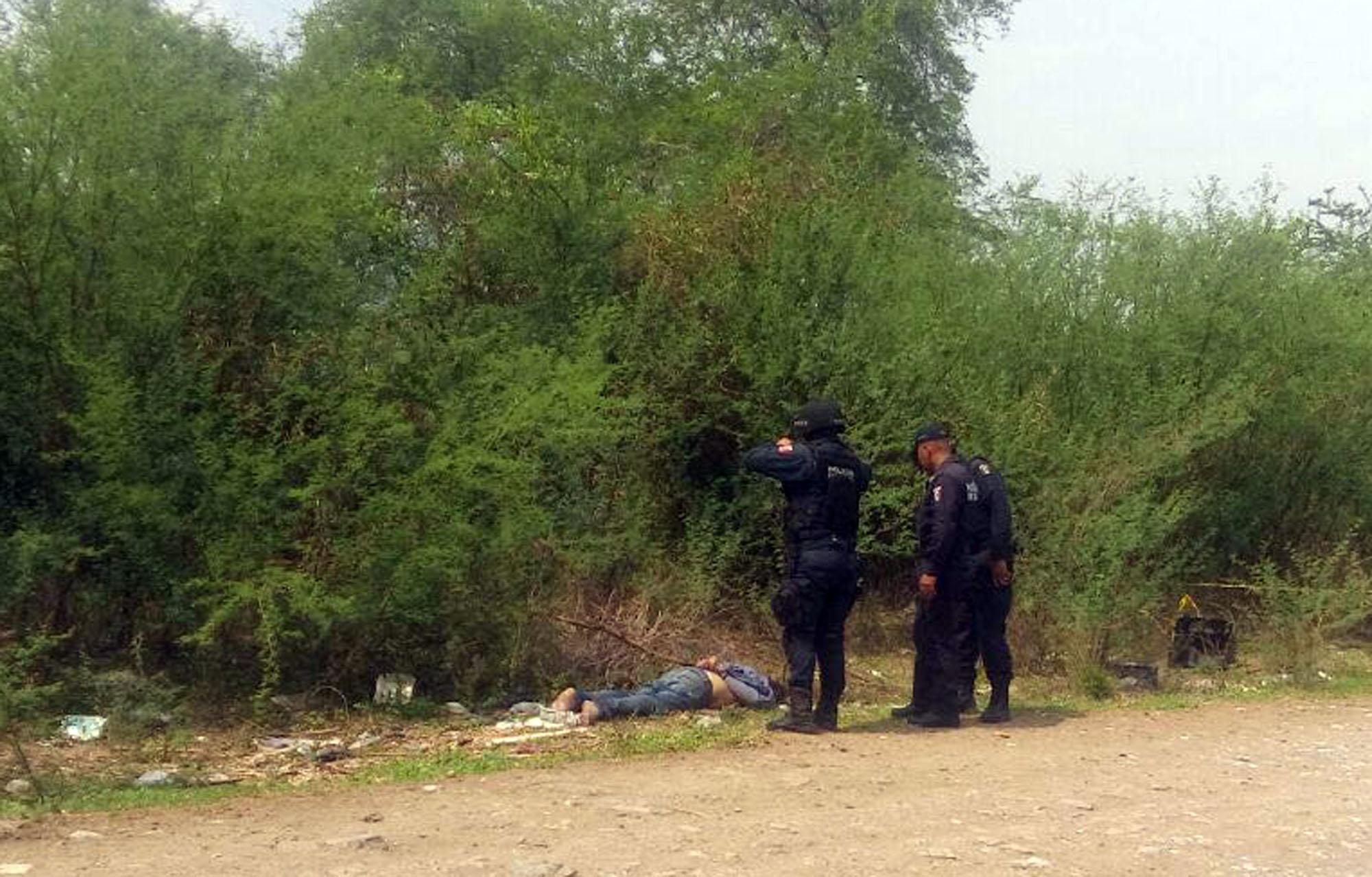 Resultado de imagen para el recuento de los asesinatos ocurridos en los primeros 10 días de abril.
